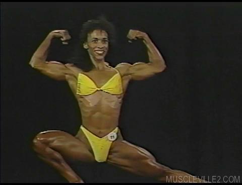WPW134 - 1989 Junior Nationals Bodybuilding Contest - (122 minutes ...