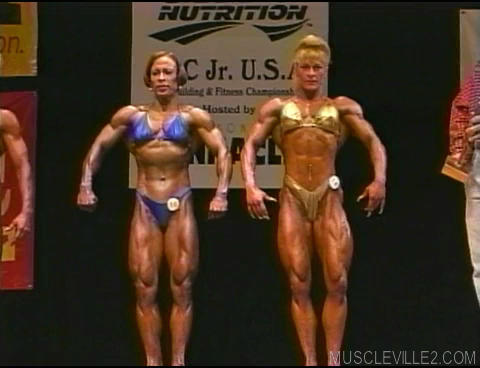 WPW344 - 1998 NPC Junior USA and Team Universe Bodybuilding ...