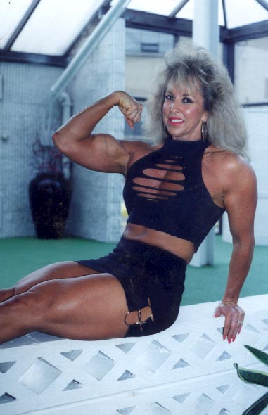 Female bodybuilder wanda moore download videos for free