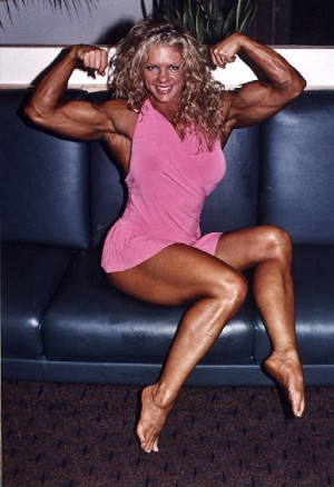 Rebekka Armstrong nude 372