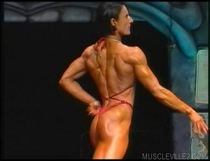 WPW575 - 2003 NABBA Worlds - Simone Moura, Giovanna Rosa, Anja Timmer, Desiree Dumpel, Claudia Bianchi and Maryse Manios and more - (101 minutes) - Video Download