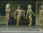 WPW297 - 1996 Jan Tana Pro Fitness Contest - (61 minutes) - Ten top fitness pros - Video Download