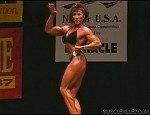 WPW344 - 1998 NPC Junior USA and Team Universe Bodybuilding Contests - A total of 30 women perform their evening routines - (117 minutes) Video Download