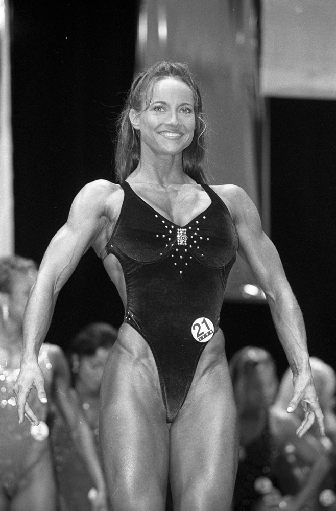 Wpw461 2001 Jan Tana Pro Fitness Featuring More Than