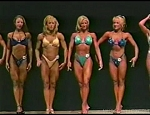 WPW346 - 1998 NPC US Fitness Championships - Forty-seven women competed in the 1998 U.S. Fitness Championships (USA) and the prejuding and evening finals are included. - (157 minutes) Video Download
