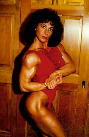 RM024 - Muscles On a Woman Are Best - featuring Kathy Connors - Video Download